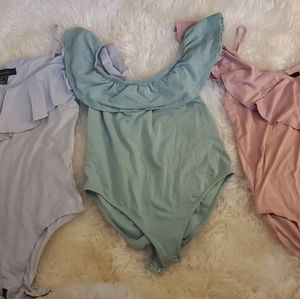 Three Atmosphere Bodysuits